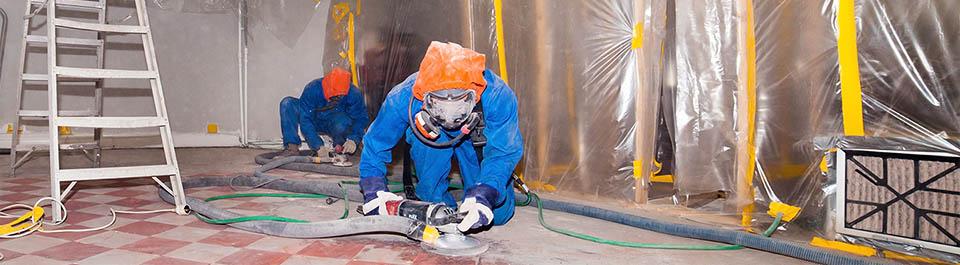 asbestsanerings företag